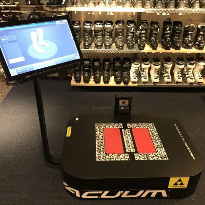 skischoen 3d scan