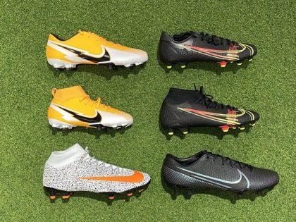 Nike Mercurial voetbalschoenen