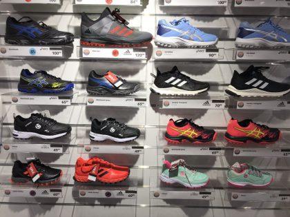 schoenen hockey