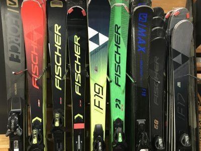 ski's fischer