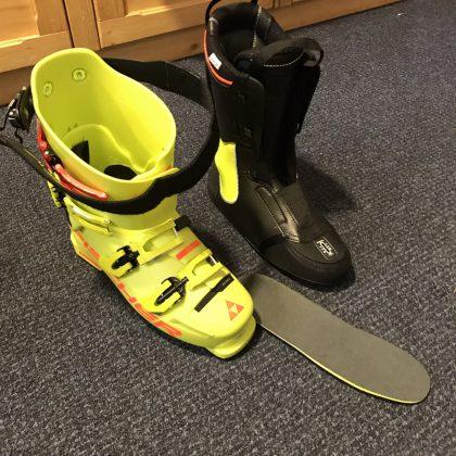 skischoenen laten drogen