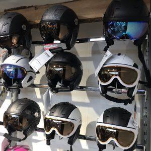 slokker skihelmen