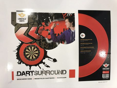 surround voor dartbord