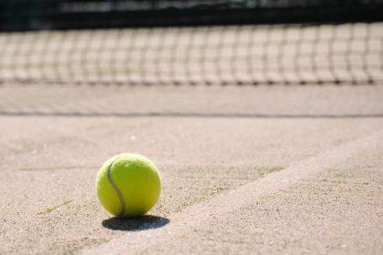 beton tennisbaan