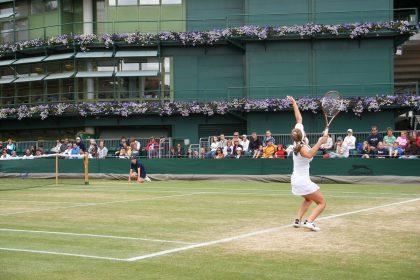 gras tennis