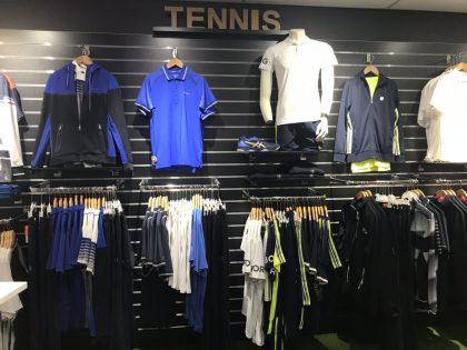 tennis kleding